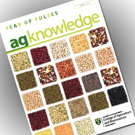 Agknowledge - Spring 2016