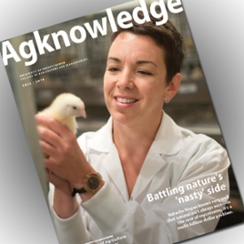Agknowledge - Fall 2016