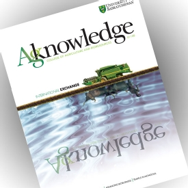 Agknowledge - Issue 1