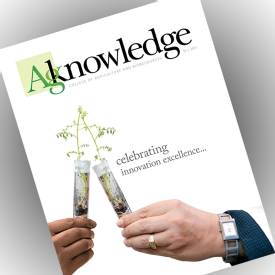 Agknowledge - January 2011