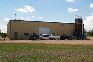 Picture of Crop Development Centre Breeder Seed Facility